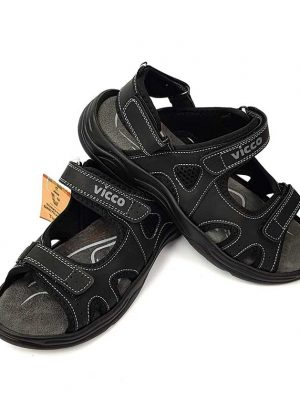 Vicco - Sandals - Black - Hanse shoes