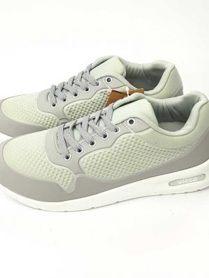 Vicco - Lace-Up Sport Shoes - Grey - Hanse shoes