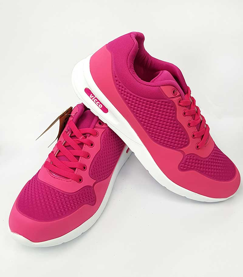 Vicco - Girls Lace-Up Sport Shoes