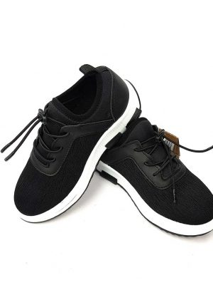 Sport Shoes - Black - Hanse shoes