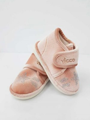 Baby Booties - Powder - Hanse shoes